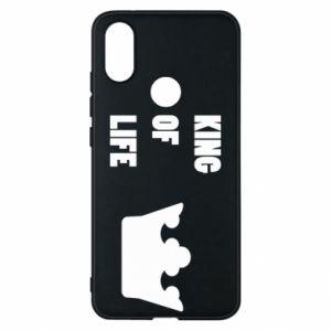 Etui na Xiaomi Mi A2 King of life