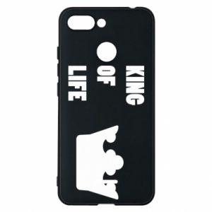 Etui na Xiaomi Redmi 6 King of life