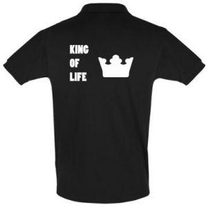 Koszulka Polo King of life