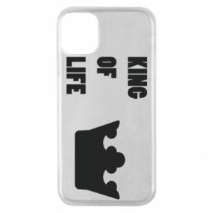 Etui na iPhone 11 Pro King of life
