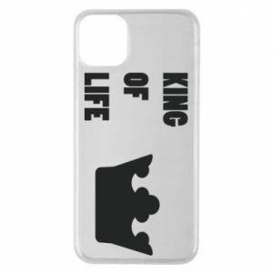 Etui na iPhone 11 Pro Max King of life
