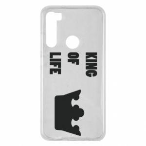 Etui na Xiaomi Redmi Note 8 King of life