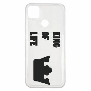 Etui na Xiaomi Redmi 9c King of life