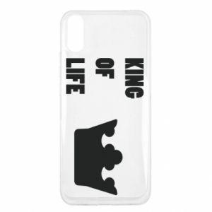 Etui na Xiaomi Redmi 9a King of life