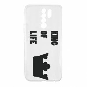 Etui na Xiaomi Redmi 9 King of life