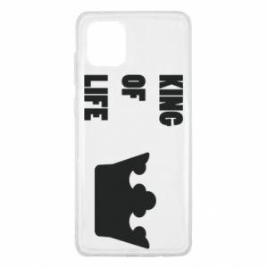 Etui na Samsung Note 10 Lite King of life