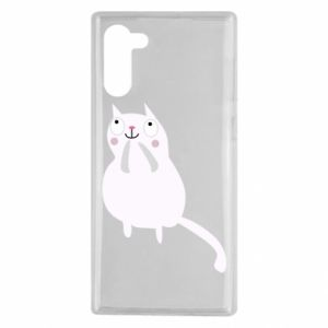 Etui na Samsung Note 10 Kitten underling