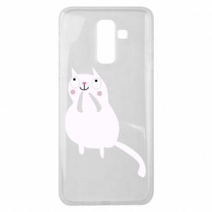 Etui na Samsung J8 2018 Kitten underling