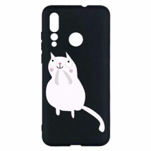 Etui na Huawei Nova 4 Kitten underling