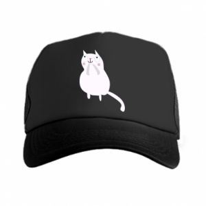 Trucker hat Kitten underling - PrintSalon