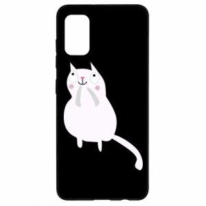 Etui na Samsung A41 Kitten underling