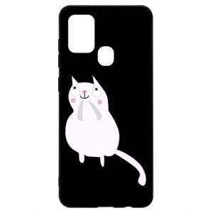 Etui na Samsung A21s Kitten underling