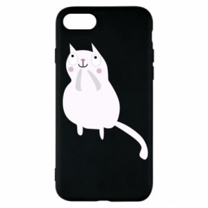 Etui na iPhone SE 2020 Kitten underling