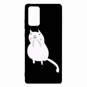Etui na Samsung Note 20 Kitten underling