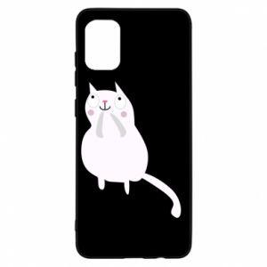 Etui na Samsung A31 Kitten underling