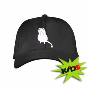 Kids' cap Kitten underling - PrintSalon