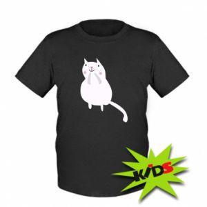Kids T-shirt Kitten underling