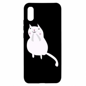 Xiaomi Redmi 9a Case Kitten underling