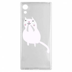 Etui na Sony Xperia XA1 Kitten underling