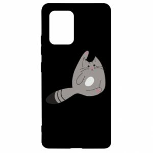 Etui na Samsung S10 Lite Kitty in a funny pose