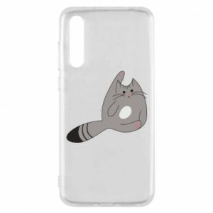 Etui na Huawei P20 Pro Kitty in a funny pose
