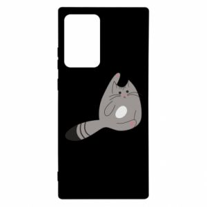 Etui na Samsung Note 20 Ultra Kitty in a funny pose