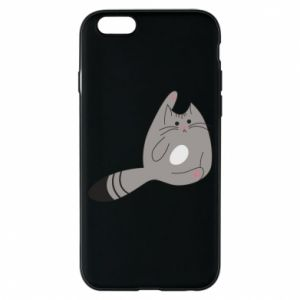 Etui na iPhone 6/6S Kitty in a funny pose