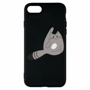 Etui na iPhone 7 Kitty in a funny pose
