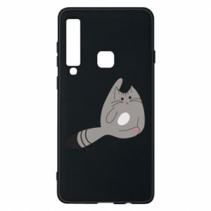 Etui na Samsung A9 2018 Kitty in a funny pose