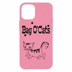 Etui na iPhone 12 Mini Kitty