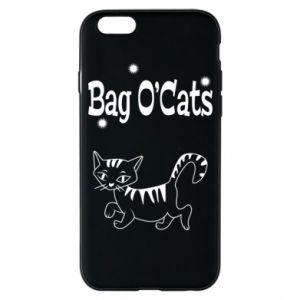 Etui na iPhone 6/6S Kitty