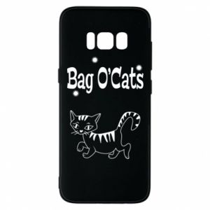 Etui na Samsung S8 Kitty