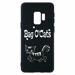 Etui na Samsung S9 Kitty