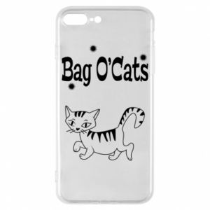 Etui na iPhone 8 Plus Kitty
