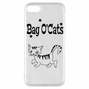 Etui na iPhone SE 2020 Kitty