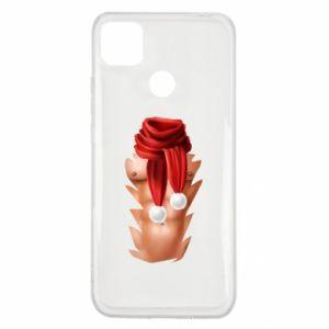 Etui na Xiaomi Redmi 9c Klata mikołaja
