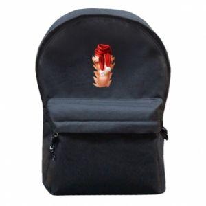 Plecak z przednią kieszenią Klata mikołaja