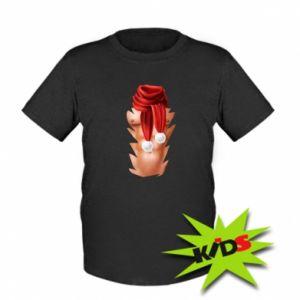 Kids T-shirt Santa's Chest