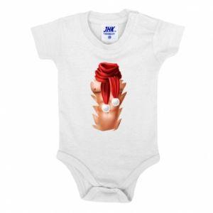 Baby bodysuit Santa's Chest