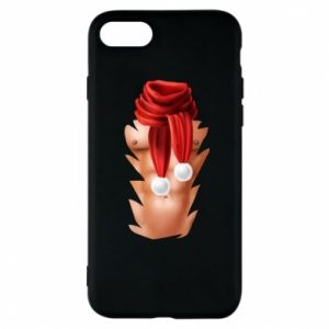 Phone case for iPhone 7 Santa's Chest