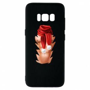 Phone case for Samsung S8 Santa's Chest