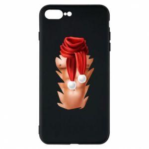 Phone case for iPhone 8 Plus Santa's Chest