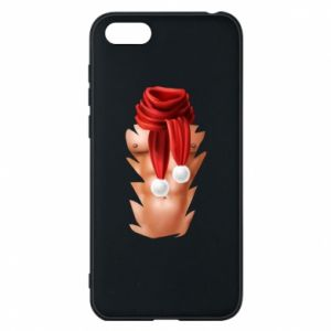Phone case for Huawei Y5 2018 Santa's Chest