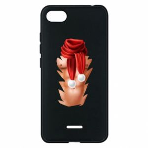 Phone case for Xiaomi Redmi 6A Santa's Chest