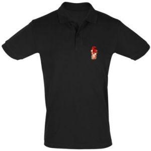 Men's Polo shirt Santa's Chest