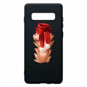 Phone case for Samsung S10+ Santa's Chest