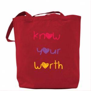 Torba Know your worth