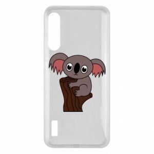 Etui na Xiaomi Mi A3 Koala on a tree with big eyes