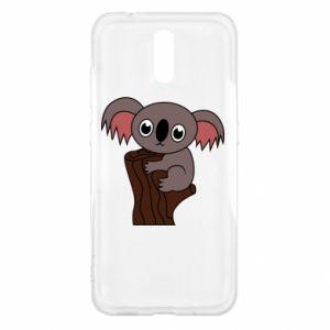 Etui na Nokia 2.3 Koala on a tree with big eyes