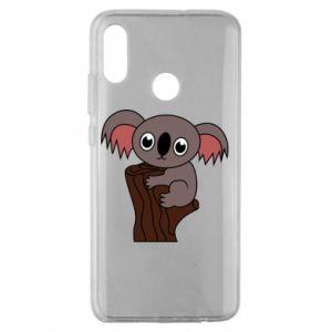 Etui na Huawei Honor 10 Lite Koala on a tree with big eyes